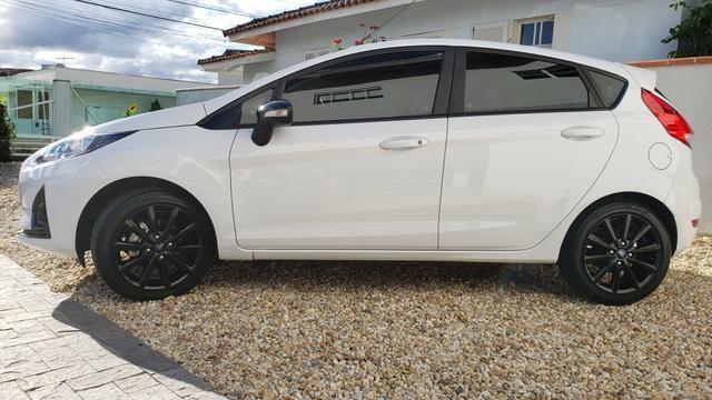 Ford Fiesta automático ecoboost Turbo 2018 - Foto 14