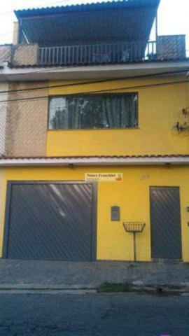Imirim-zn/sp- sobrado 3 dormitórios,1suíte,2 vagas- r$ 580.000,00 - aceita permuta! - Foto 2
