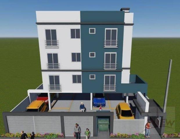 Apartamento 02 quartos no Cidade Jardim, São José dos Pinhais