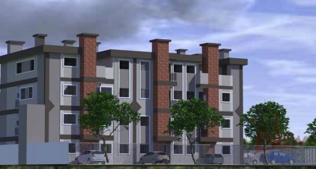 Excelente apartamento com 03 quartos (1 suíte) no Afonso Pena, São José dos Pinhais - Foto 5