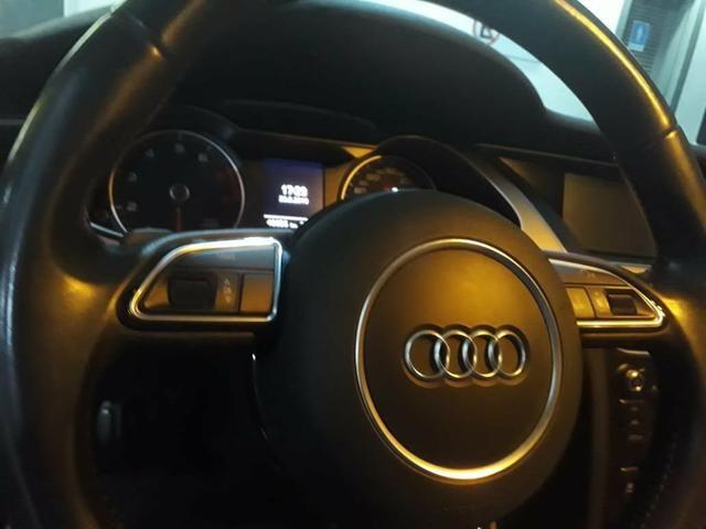 Audi A4 2.0 TFSI 2014 impecável!!! Baixo KM. - Foto 7
