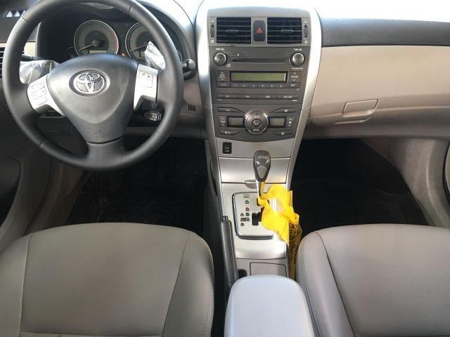 Corolla Xei 2.0 Blindagem Imbra Completo 2011/2012 - Foto 6