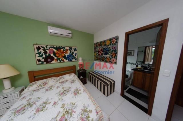 Casa com 3 dormitórios à venda, 250 m² por r$ 1.200.000 - condomínio verdes mares - ilhéus - Foto 14
