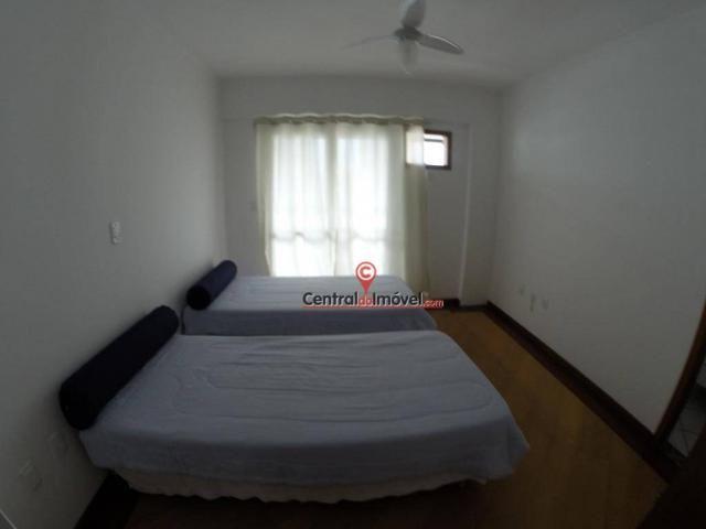Apartamento com 3 dormitórios para alugar, 128 m² por r$ 450/dia - centro - balneário camb - Foto 9