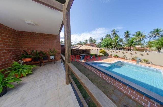 Casa com 3 dormitórios à venda, 250 m² por r$ 1.200.000 - condomínio verdes mares - ilhéus - Foto 3