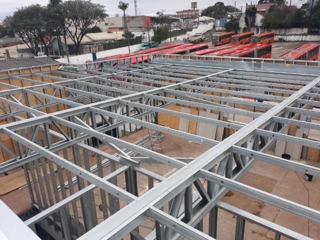 Steel frame forros drywall e forros em usopor - Foto 2