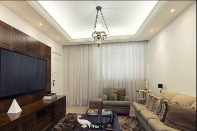 Ótimo apartamento e 03 quartos à venda de no grajaú - Foto 2
