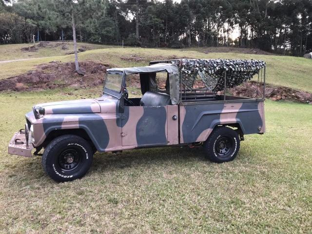 F 85 militar, f 75, rural, pick-up
