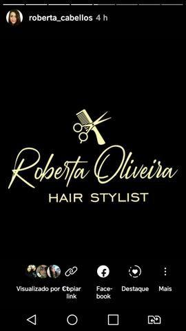 Corte bordado =instagran @ roberta.cabellos - Foto 2