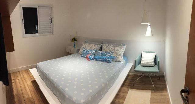 Apartamento à venda, 58 m² por r$ 281.000,00 - jardim marajoara - nova odessa/sp - Foto 12