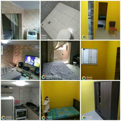 Vendo 2 casas em cajazeiras 8 setor a - Foto 2