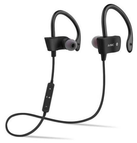 Fone De Ouvido Sport 558 Bluetooth Android iOS Música - Foto 4