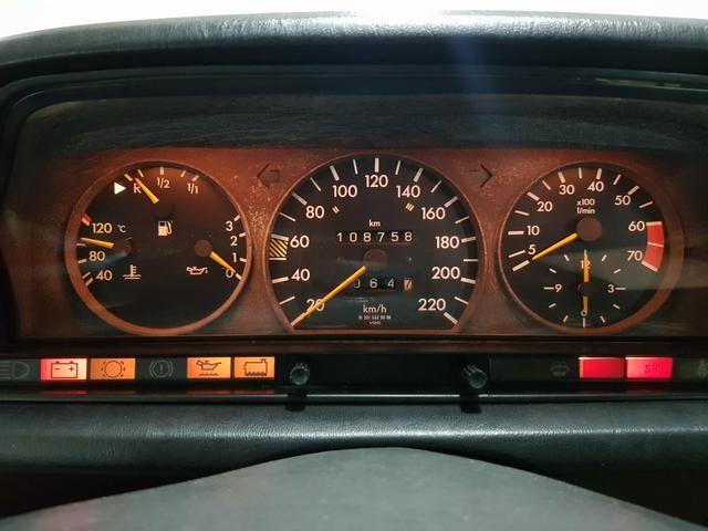 Mercedes 190 E - Relíquia - Foto 9