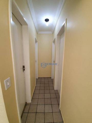 Apartamento com 3 dormitórios à venda, 64 m² por r$ 165.000 - cidade dos funcionários - fo - Foto 19
