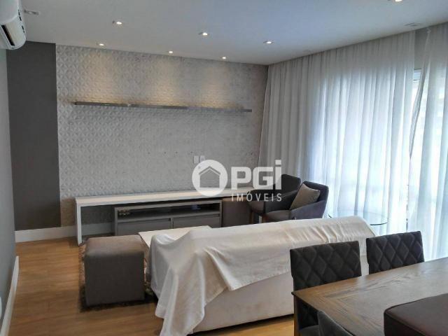 Apartamento com 3 dormitórios para alugar, 97 m² por R$ 2.500/mês - Jardim Nova Aliança Su - Foto 5