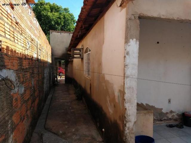 Casa Usada para Venda em Várzea Grande, 07 de maio, 2 dormitórios, 1 banheiro, 1 vaga - Foto 14