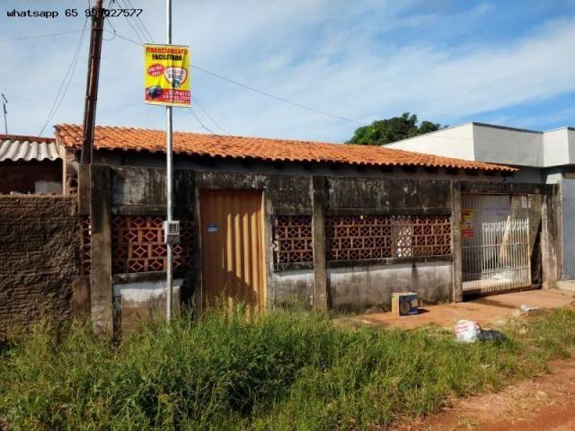 Casa Usada para Venda em Várzea Grande, 07 de maio, 2 dormitórios, 1 banheiro, 1 vaga - Foto 17