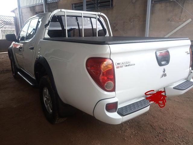 Triton 3.2 4x4 diesel pra venda ou troca - Foto 17