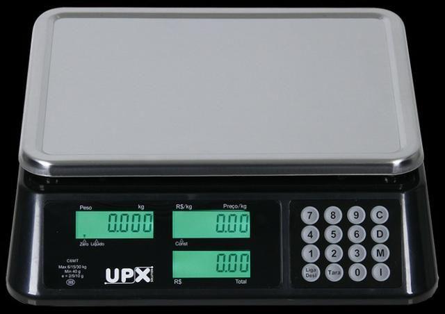 Balança Wind C 30 kg, Marca UPX Solution, Novo Frete Grátis - Foto 3