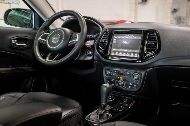 Jeep Compass longitude Night Eagle diesel 4x4 2018 - Foto 9