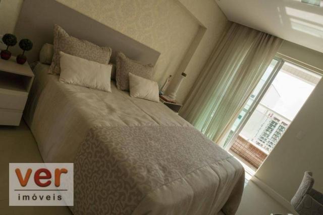 Apartamento à venda, 111 m² por R$ 1.060.000,00 - Cocó - Fortaleza/CE - Foto 13