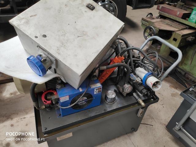 Unidade hidraulica 15cv - Foto 4