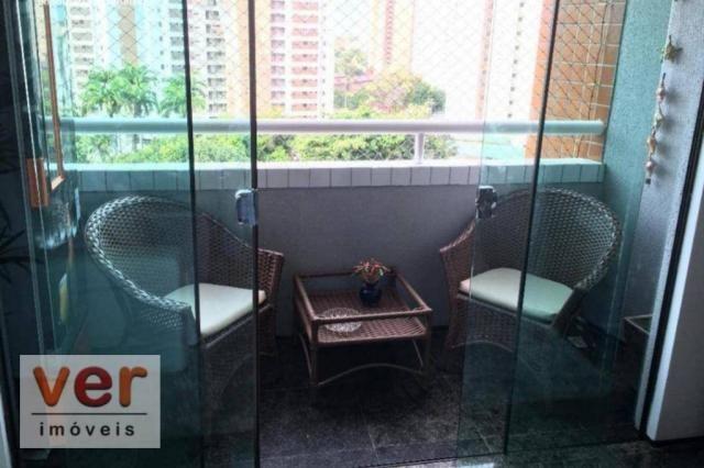 Apartamento à venda, 153 m² por R$ 680.000,00 - Engenheiro Luciano Cavalcante - Fortaleza/ - Foto 5