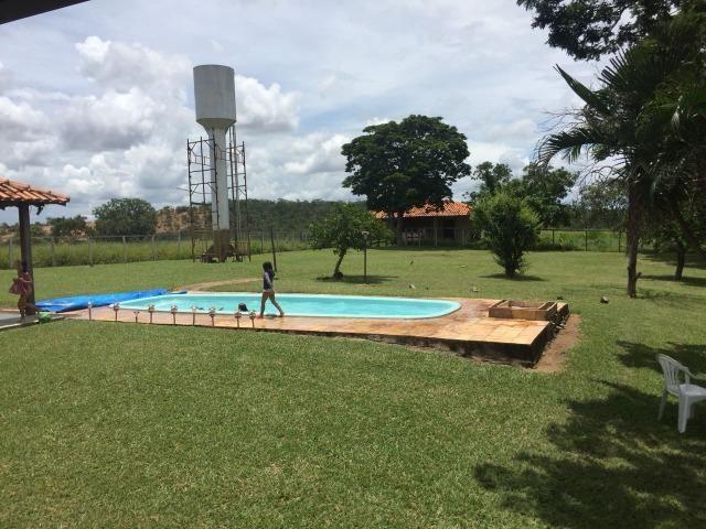 Fazenda 86 hec de área com ótima topografia, piscina em Inimutaba/MG - Foto 9