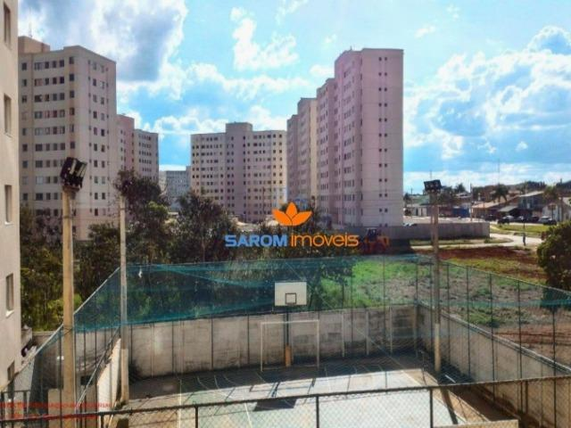 Sarom vende parque dos Sonhos 3 quartos 1 suite apt com armários - Foto 5