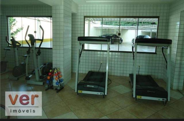 Apartamento à venda, 153 m² por R$ 680.000,00 - Engenheiro Luciano Cavalcante - Fortaleza/ - Foto 14