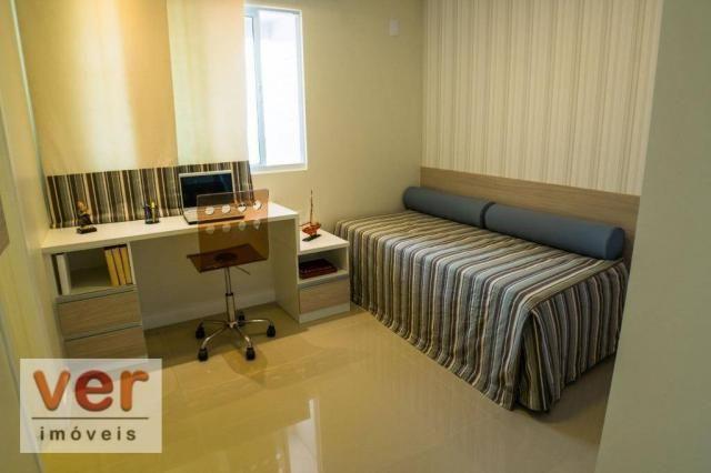 Apartamento à venda, 111 m² por R$ 1.060.000,00 - Cocó - Fortaleza/CE - Foto 7