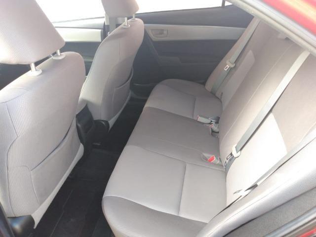 Toyota Corolla GLI 1.8 2015 FLEX - Carro Extra! - Foto 8