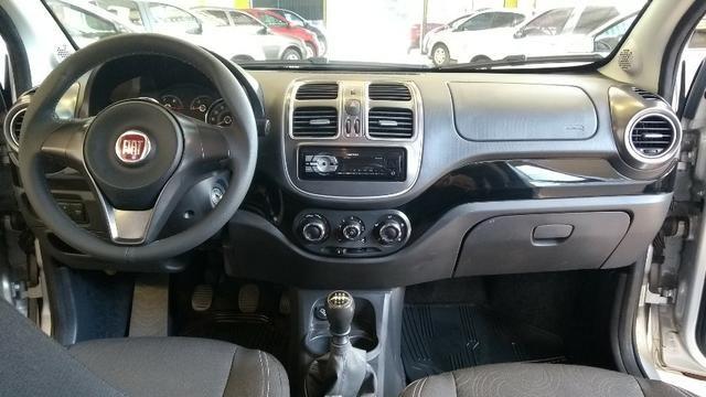 Fiat/Gran Siena attractive 1.4 flex 17/17 completo - Foto 9