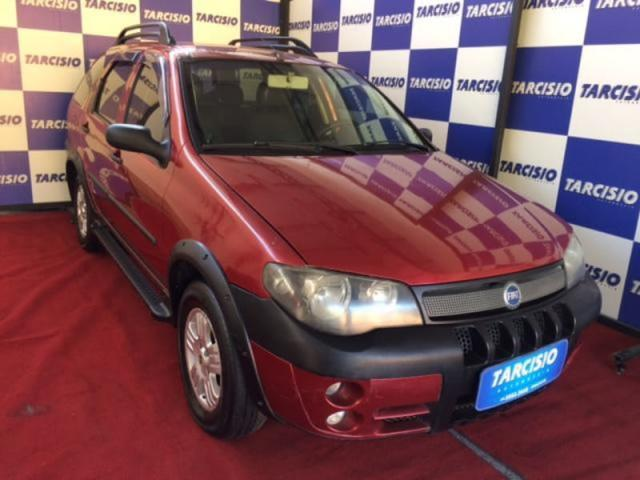Fiat Palio Weekend Adventure 1.8 16v 2006 Flex - Foto 4