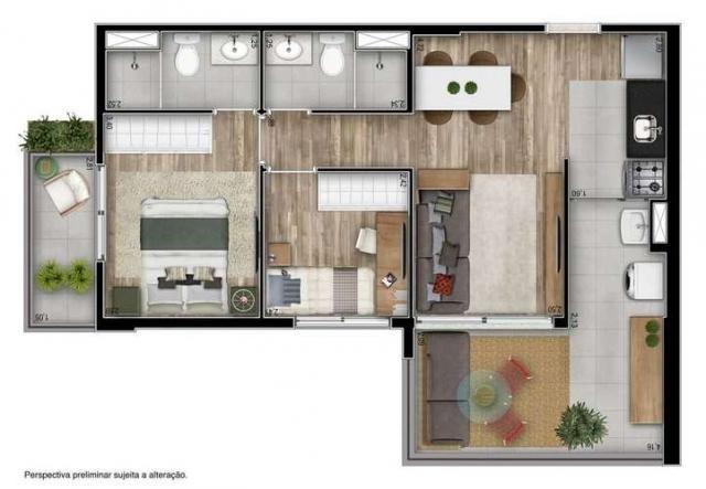 You Collection Studio e 2 quartos com ótima localização em Pinheiros - São Paulo, SP - Foto 16