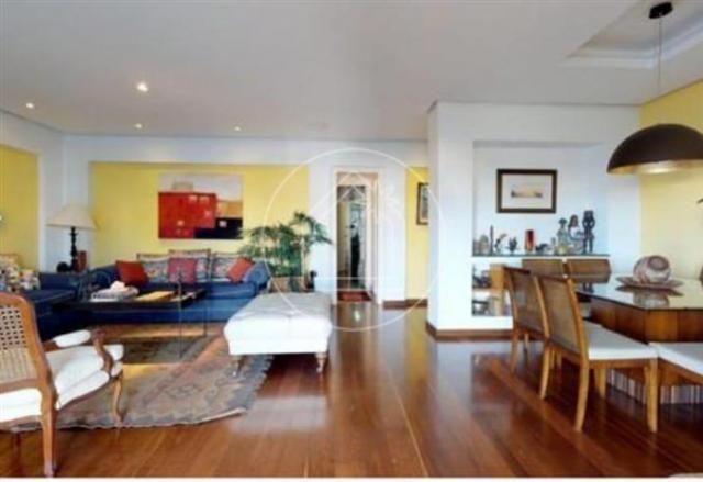 Apartamento à venda com 4 dormitórios em Leblon, Rio de janeiro cod:866047 - Foto 2