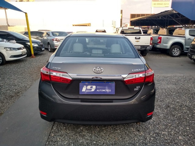 Toyota corolla xei 2.0 at 2016/2017 - Foto 6