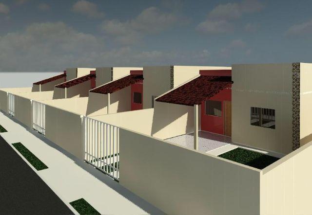 Vende - se casa no Residencial Paiaguás em Várzea Grande - MT - Foto 3