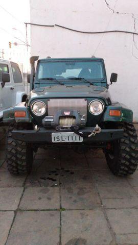 Jeep Wrangler 4 0 Sport 4 0 1997 759643159 Olx