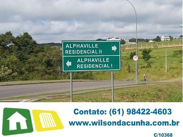 Wilson da Cunha Vende | Lote Quitado | Residencial Alphaville 1