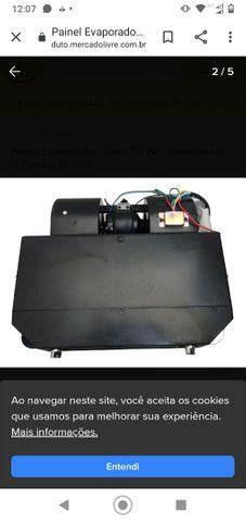 Caixa evaporadora de ar condicionado universal