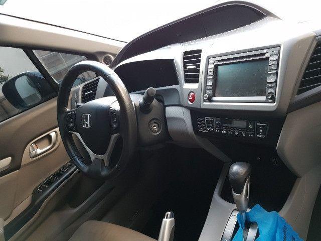Honda Civic 2012 EXS