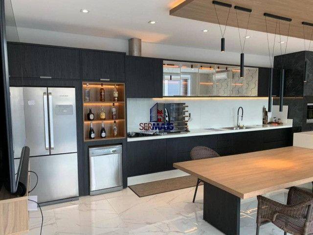 Casa de alto padrão, venda por R$ 4.000.000 - Nova Brasília - Ji-Paraná/RO - Foto 5