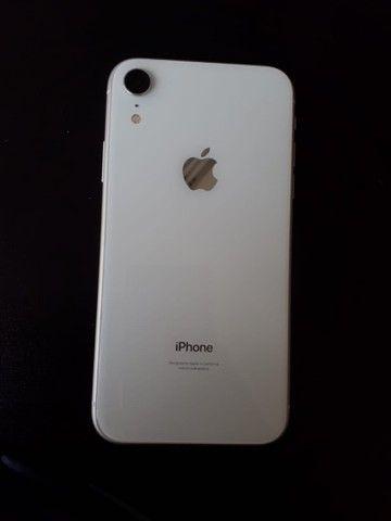 iPhone XR 64 Gb Branco - Foto 2