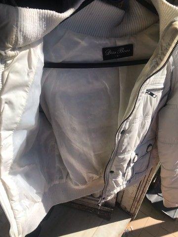 Jaqueta de pelinhos tamanho g - Foto 2