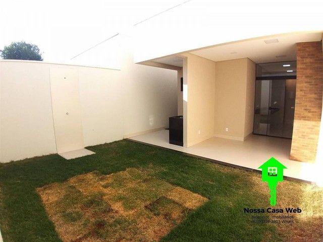 Casa para venda tem 138 metros quadrados com 3 quartos em Parque das Flores - Goiânia - GO - Foto 13