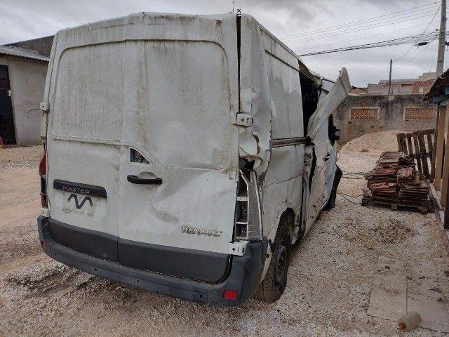 Sucata Renault Master 2.3 Diesel 2018 - Foto 5