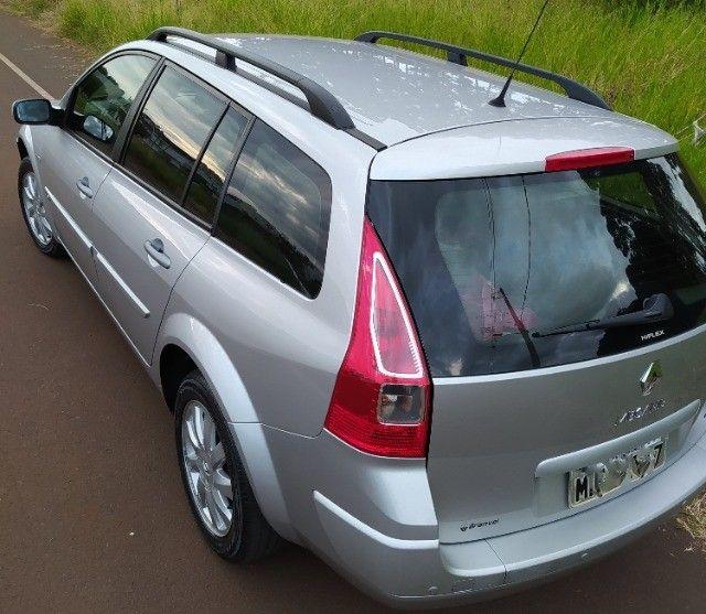 Renault Megane 1.6 flex 2013 completa - Foto 13