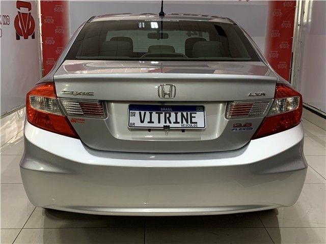 Honda Civic 2014 2.0 lxr 16v flex 4p automático - Foto 6