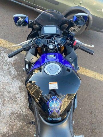 Yamaha r3 monster sem arranhão bem nova  - Foto 4